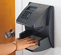 HandPunch Registering