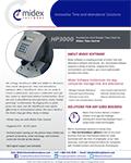 HP3000 Datasheet