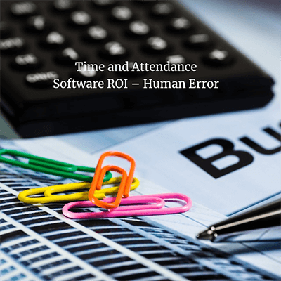 ROI Human Error