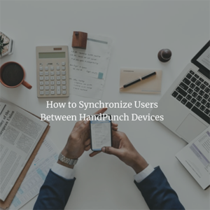 Synchronize Users