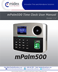 mPalm500 Manual