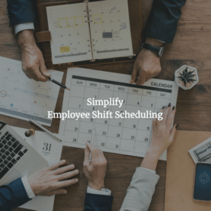 Shift Scheduling